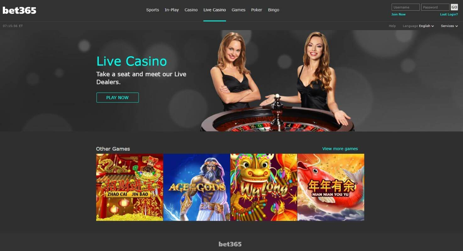 bet365 Casino Review | Game Selection and Bonus Overview