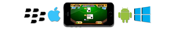blackjack for various mobile platforms